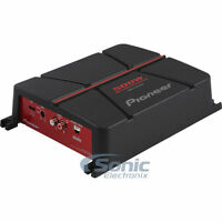 PIONEER GM-A3702 CAR AUDIO CLASS AB 2 CHANNEL AMP AMPLIFIER 500 WATTS RMS MAX