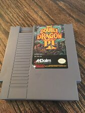 Double Dragon III: The Sacred Stones Nintendo Entertainment System NES Cart NE3