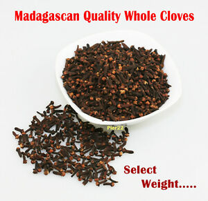 Whole Cloves - Madagascan | ** SPECIAL OFFER ** | Premium Quality | Free UK P&P