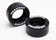 Traxxas TRA5185  Rubber Wheelie Bar Tires E-Revo Slash Rustler E-Maxx