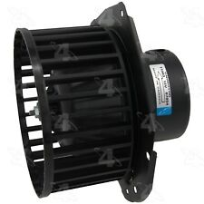 For Chevrolet GMC Oldsmobile Rear HVAC Blower Motor With Wheel Without AC 35383