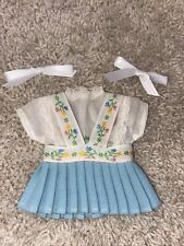 Doll Clothing Terri Lee Tiny Terri Lee Skirt And Blouse Tagged 1950s New Hairbow