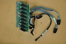 IBM X3650 M3 Server 8 SFF HDD Backplane Kit FRU 94Y6670/69Y1332/69Y064/69Y0648