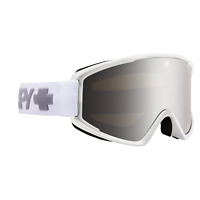 Spy Crusher Elite Goggles Ski Snow Snowboard Snow Snowmobile Matte White 2020 HD