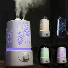 Ultrasonic Home LED Aroma Humidifier Air Diffuser Purifier Lonizer Atomizer 1.5L