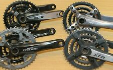 Shimano Hollowtech II 2 Chainset Crankset Crank Arms Set Retro Choice Triple