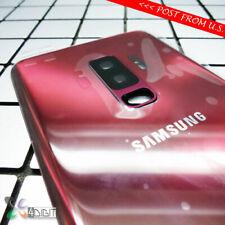 Genuine Original Samsung Galaxy S9+ Plus Rear Battery Door Back Cover - RED