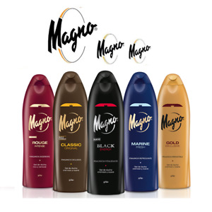 Magno Shower Gel 550ml **6 TYPES AVAILABLE**