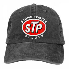 Stone Temple Pilots STP Logo Cowboys Snapback Baseball Hat Adjustable Cap