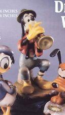 "Disney Anri Woodcarving Goofy & Horn 6"" Figure Italy"