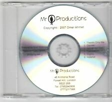 (GS970) Mr O, There's Only Me - 2007 CD