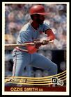 1984 Donruss Baseball Cards 51