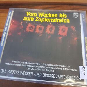 OBERST WILHELM STEPHAN: Vom Wecken Bis Zum Zapfenstreich > VG (CD)