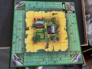 McHALES NAVY GAME BOARD (copyright 1962)
