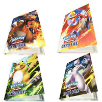 Ultra Pro Pokemon Trading Card Folder Portfolio Album 240 Cards Capacity Holder