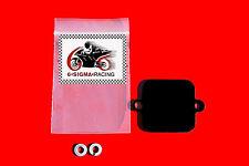 08-12 Kawasaki Ninja EX 250 R Exhaust Emission Plate AIS Smog PAIR Block Off Kit