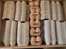 85 Stück Eierpappen Eierschachteln für je 10 Hühnereier Pappe Eier Hühner