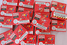 10 Boxes Fun Loud Bang Party Snaps Filler Kids Adults Loot Pack 500 Snap Bags