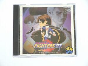 SNK Neo Geo CD KING OF FIGHTERS 97 KOF NGCD-2320 Video Game