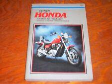 Clymer Honda Vt 700 750 1983 - 1987 Repair Service Maintenance Manual Book