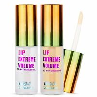 Glossiva Lip Plumping Balm - Lip Enhancer - Clear Lip Gloss - Extreme Results -