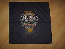 H.O.G. 2001 Rally Rag - Harley Davidson Owners Group Illinois Motorcycle Bandana