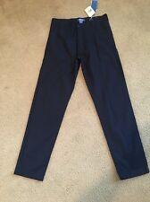 X1NWT adidas Originals Men's CHINO PANTS CONAVY Navy Blue AB7788 Size 32 $75.00