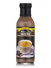 Walden Farms Mocha Naturally Flavored Coffee Creamer - 12 oz (Pack Of 6)