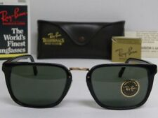 New Vintage B&L Ray Ban Premier Traditionals Style III Ebony W0928 USA