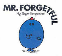 My Mr. Men library: Mr. Forgetful by Roger Hargreaves FREE Shipping, Save £s