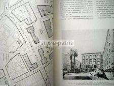 NAPOLI_ARCHITETTURA_URBANISTICA_UNIVERSITA'_ILLUSTRATO D'EPOCA_ING. GUERRA_1944