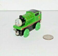 Thomas & Friends Wooden Railway Train Tank Engine Hard at Work Percy 2003 - Guc