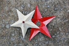 Christmas Tree Topper Star 3D Metal Vintage Noma Parts or Repair no Light