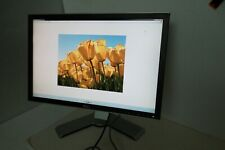 "Dell 2408WFP 24"" UltraSharp LCD Monitor w/4-Port USB HDMI VGA DVI 2408WFPb G283H"
