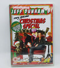 Jeff Dunham's Very Special Christmas Special Jeff Dunham Achmed Walter Dvd New