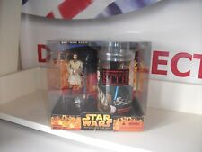 star wars REVENGE OF THE SITH OBI-WAN KENOBI & character cup postage discount