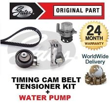 FOR VW GOLF MK4 IV 1.8 1998-2006 NEW TIMING CAM BELT TENSIONER KIT + WATER PUMP