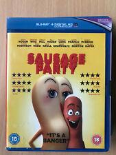Sausage Fiesta 2016 Animación Adulto Comedia Gb Blu-Ray con / Plástico Funda