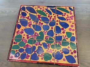 "Vintage Springbok Puzzle ""Ivy in Flower"" 500 Pieces by Henri Matisse 1967"