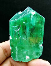 See Vdo ~ 582.75 CT~Natural & Terminated~Gemmy~Patrock Top Green Kunzite Crystal