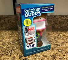 Retainer Buddy Neat Storage Solution by Lullubee - Clear Aligners, Mouth Guards