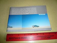 2005 Nissan Z Maxima Altima Armada Pathfinder Xterra  Murano Titan Frontier
