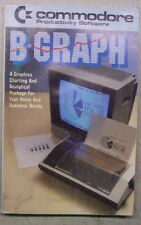 B/Graph Tutorial & Users Manual Commodore 64 Edition Version 1.0 1983 Paperback
