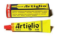 Colla adesivo mastice universale cuoio gomma plastica legno ARTIGLIO | ml.25