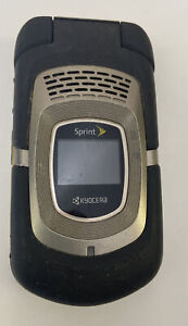 Kyocera DuraXT E4277 Phone Sprint Carrier, UNTESTED