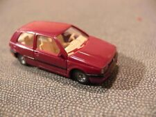 1/87 Wiking VW Golf III GL 2 türig lila-rot 52/3
