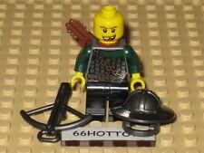 LEGO Kingdoms 7187 Archer Minifigure New
