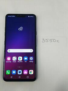 LG V40 ThinQ - LM-V405 - 64GB - Aurora Black (Sprint - Unlocked) (3550c)