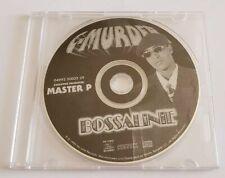 C Murder Bossalinie CD 1999 No Case No Limit Records