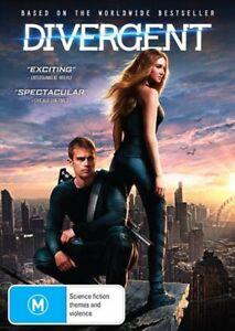 Divergent DVD